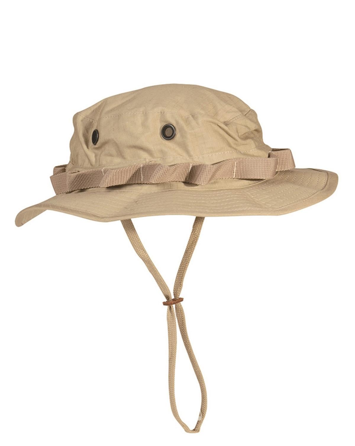 Mil-Tec GI Boonie Hatt (Khaki, XL)