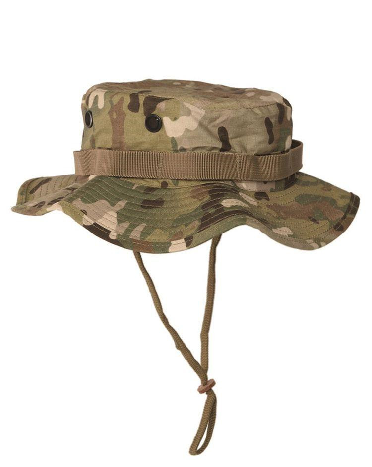Image of   Mil-Tec GI Boonie Hat (Multi Camo, 2XL)
