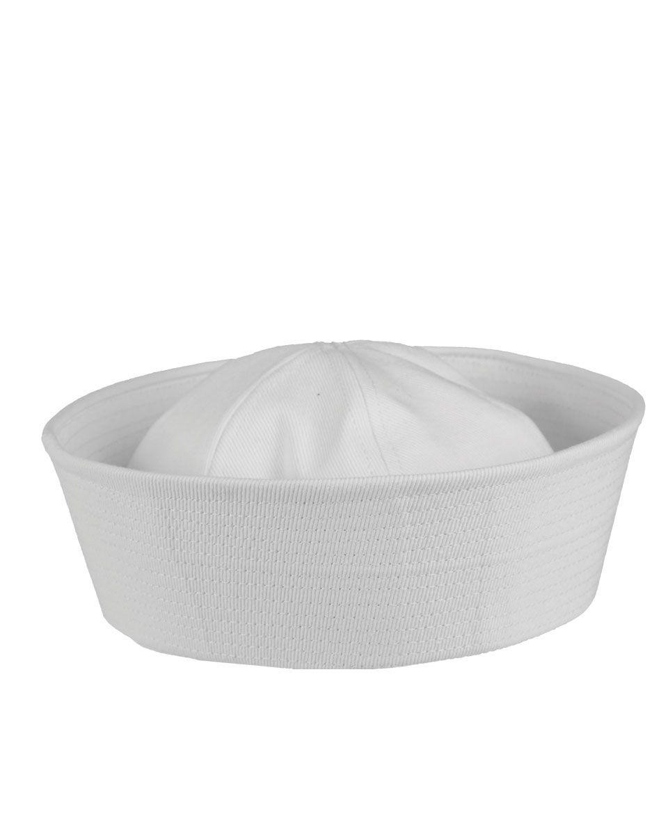 Image of   Mil-Tec Matros-/ Sailor Hat (Hvid, 3XL)