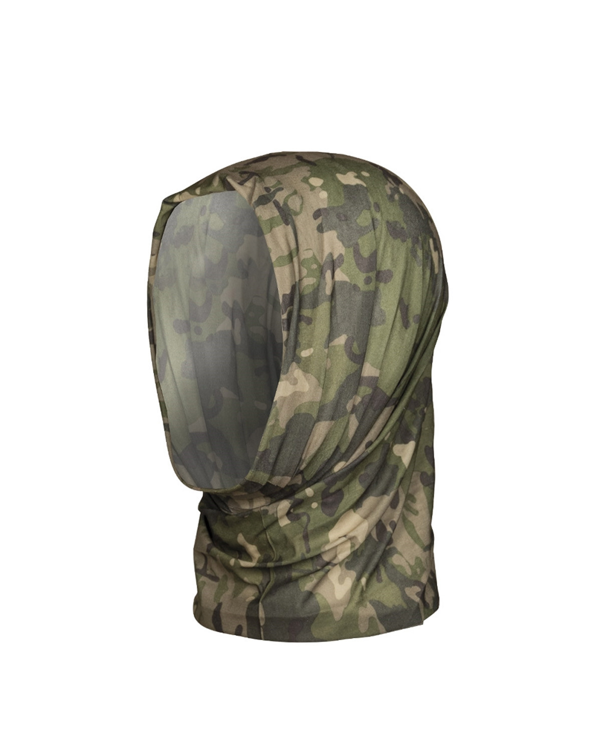 Image of   Mil-Tec Multifunktionelt Halsrør (Multi Camo, One Size)