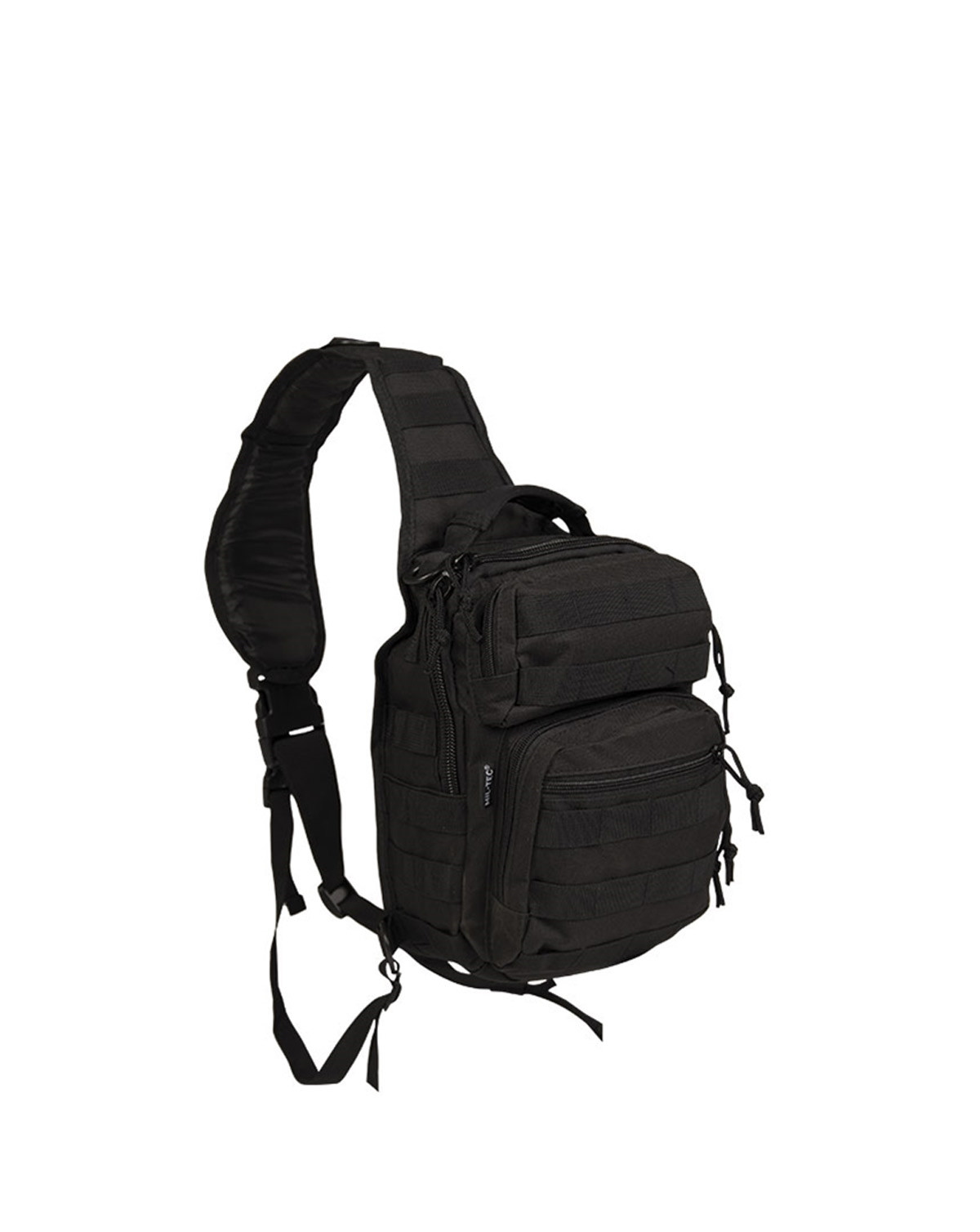 Image of   Mil-Tec One Strap Assault Pack (Sort, One Size)