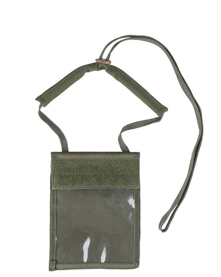 Image of   Mil-Tec Rejsepung (Oliven, One Size)