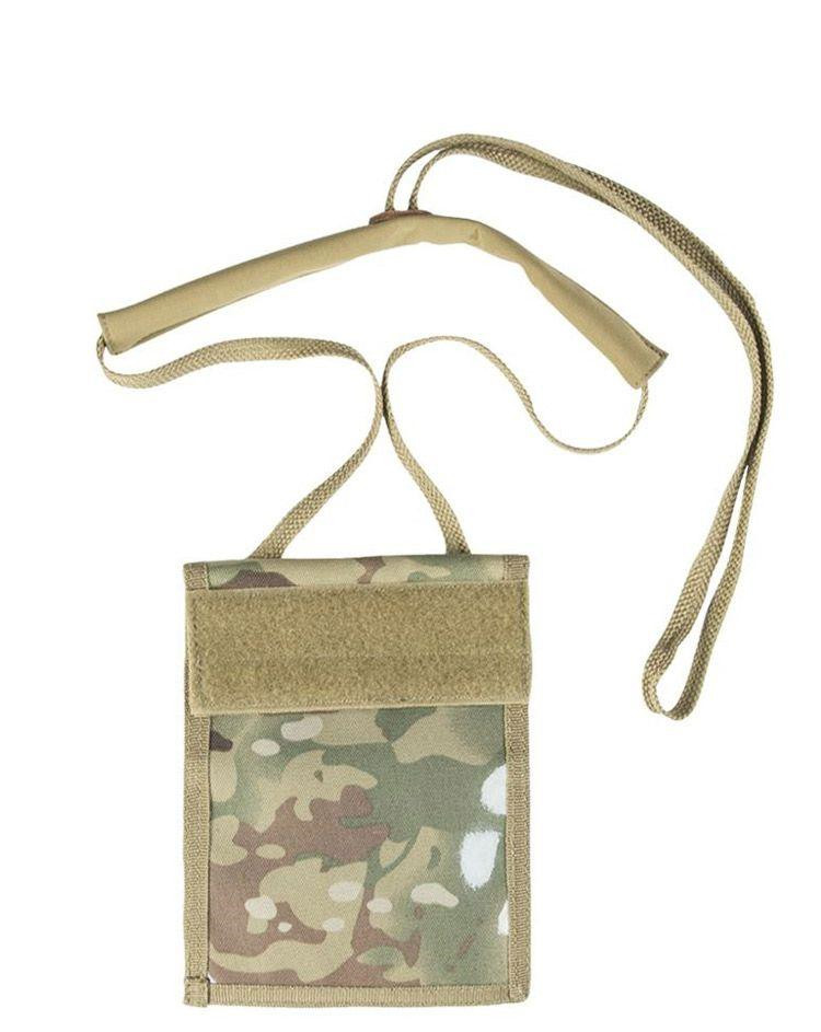 Image of   Mil-Tec Rejsepung (Multi Camo, One Size)