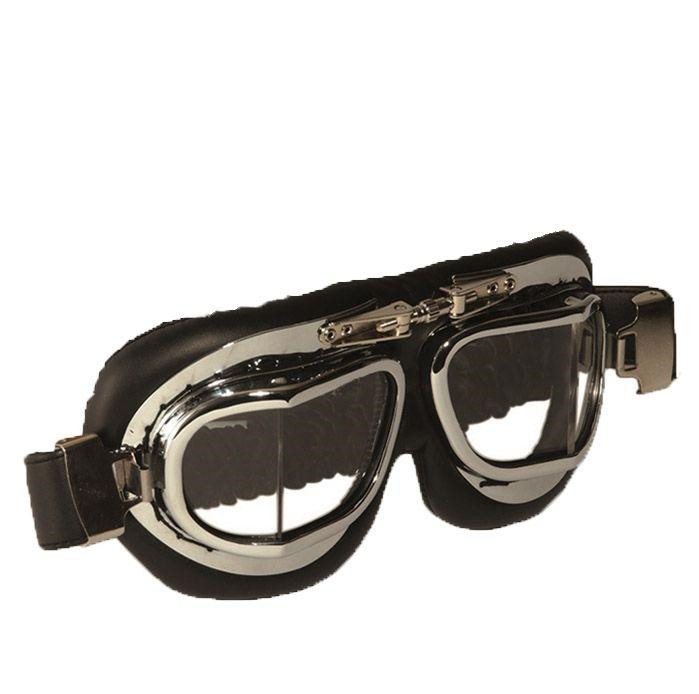 Image of   Mil-Tec Royal Air-Force Brille (Krom, One Size)