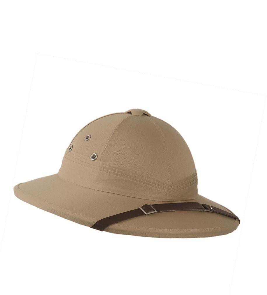 Image of   Mil-Tec Safari Hat (Khaki, One Size)