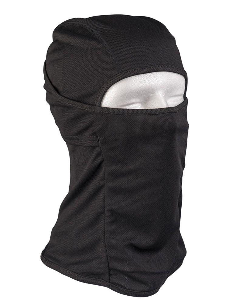 Image of   Mil-tec Svedtransporterende Balaclava (Sort, One Size)