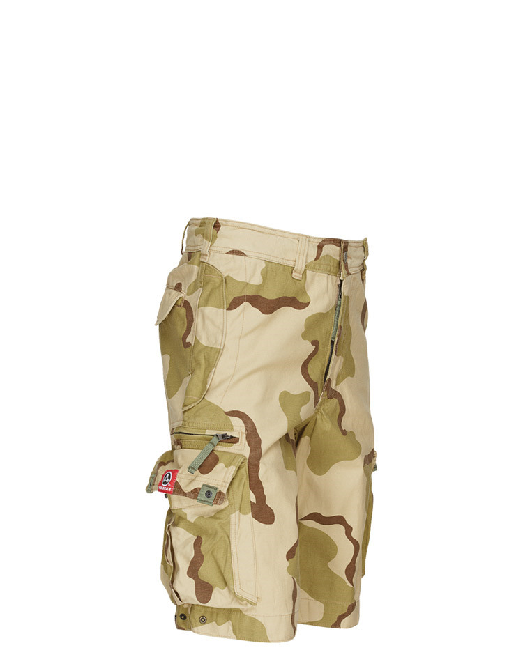 Molecule Cargo Shorts - Originals (Desert Camo, Small / W27-31)