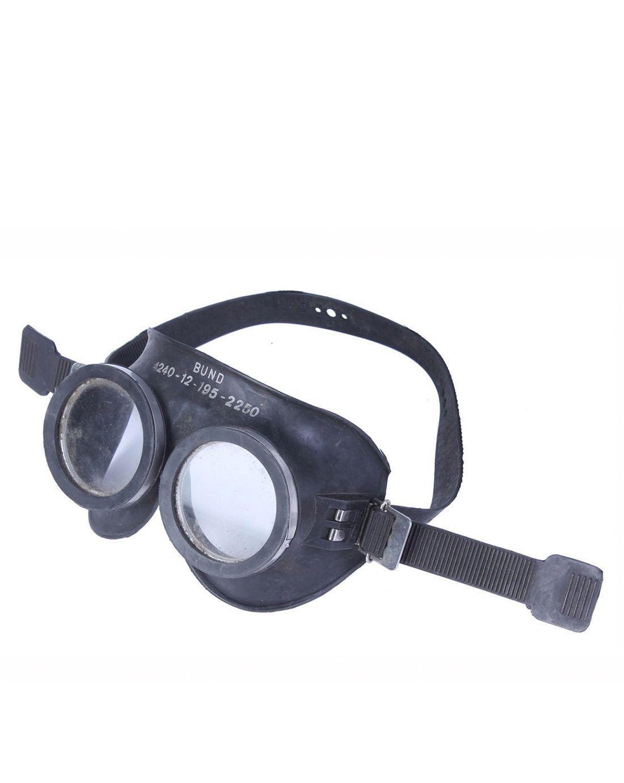 Image of   Original BW Beskyttelsesbrille - Gas (Sort, One Size)