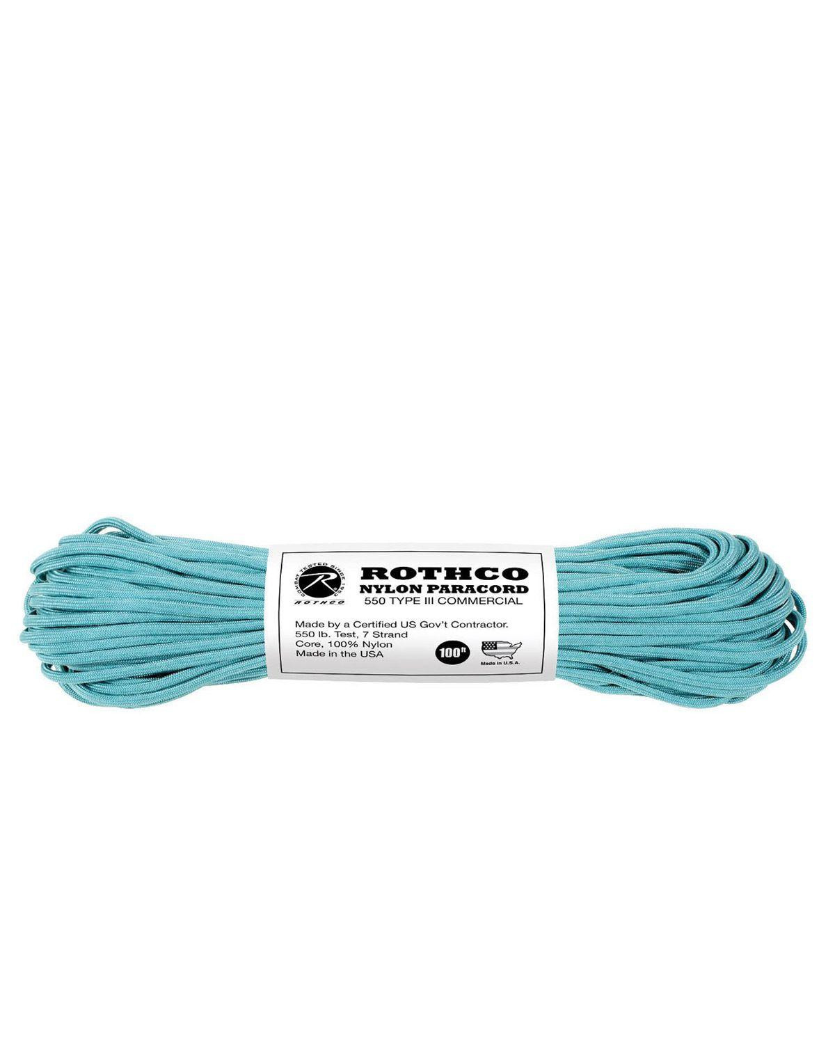 Image of   Paracord, Nylon 30m (Turkis, One Size)