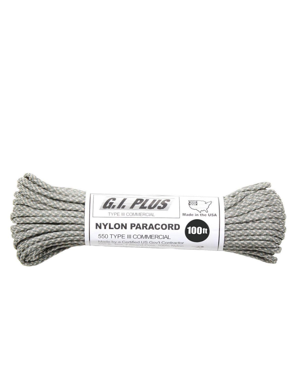 Image of   Paracord, Nylon 30m (ACU Camo, One Size)