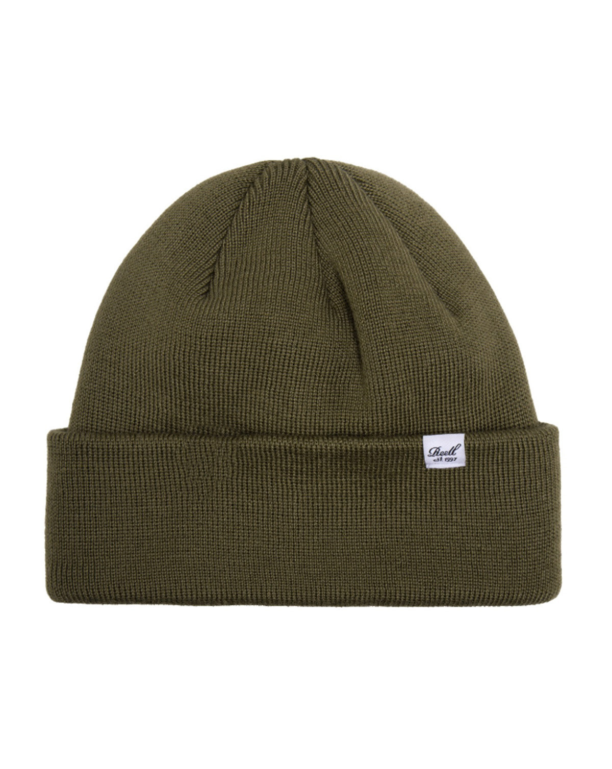 Image of   Reell Beanie (Oliven, One Size)