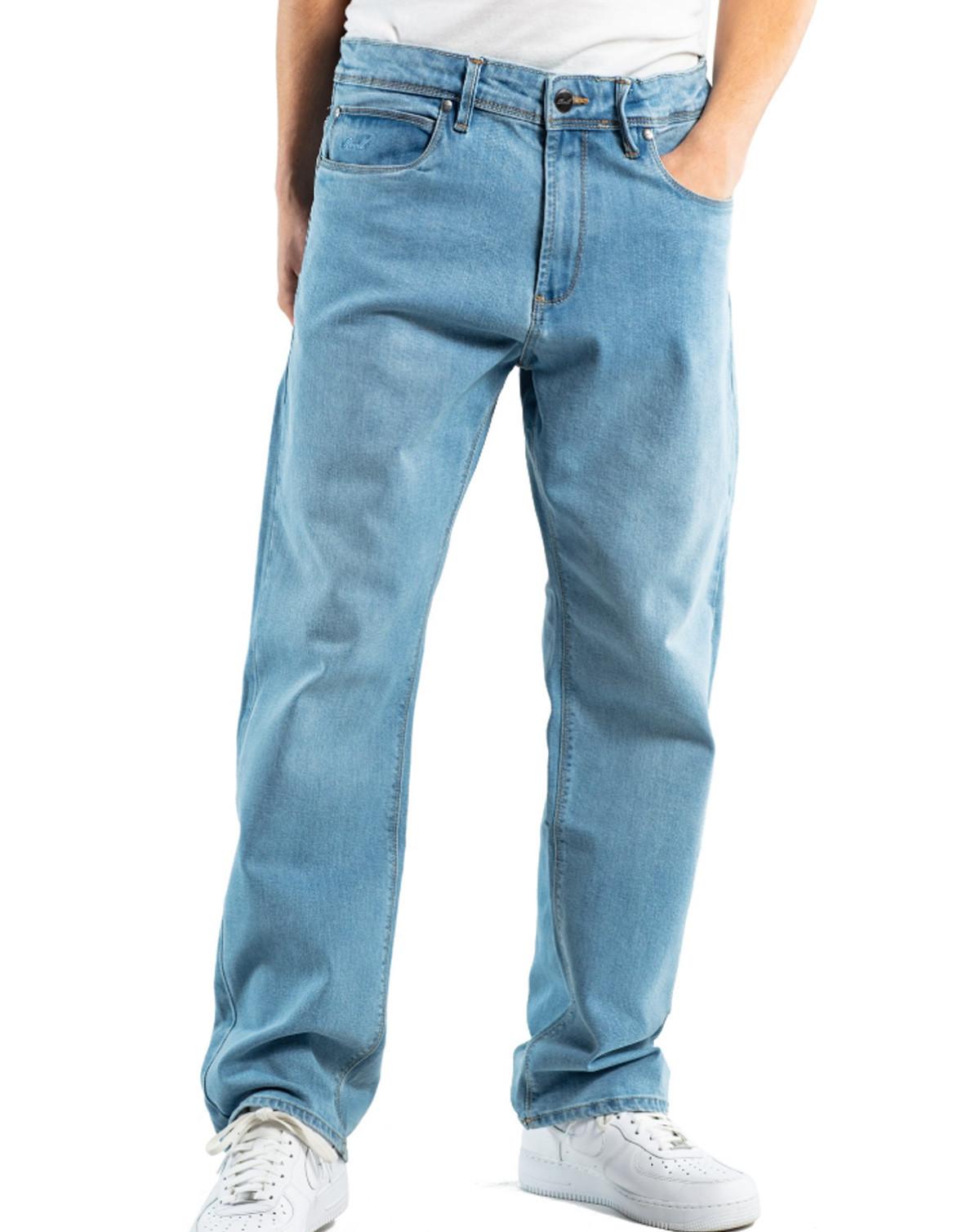 Image of   Reell Drifter Jeans (Lyseblå, W32 / L32)