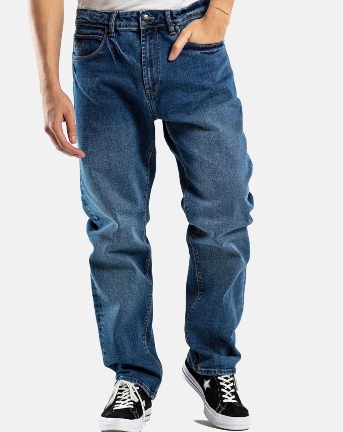Image of   Reell Drifter Jeans (Blå Midnat, W32 / L32)