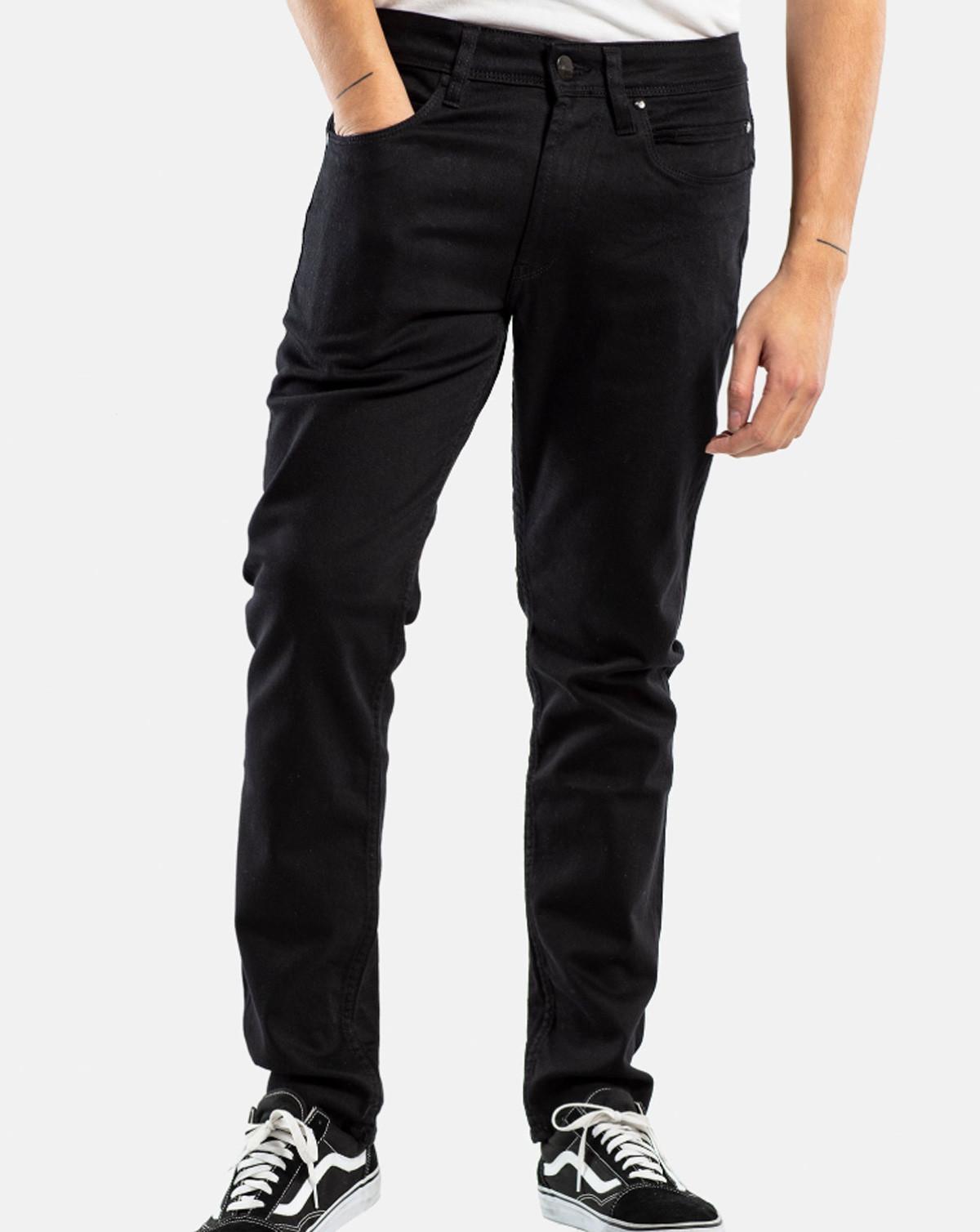 Reell Nova 2 Jeans (Svart, W38 / L32)