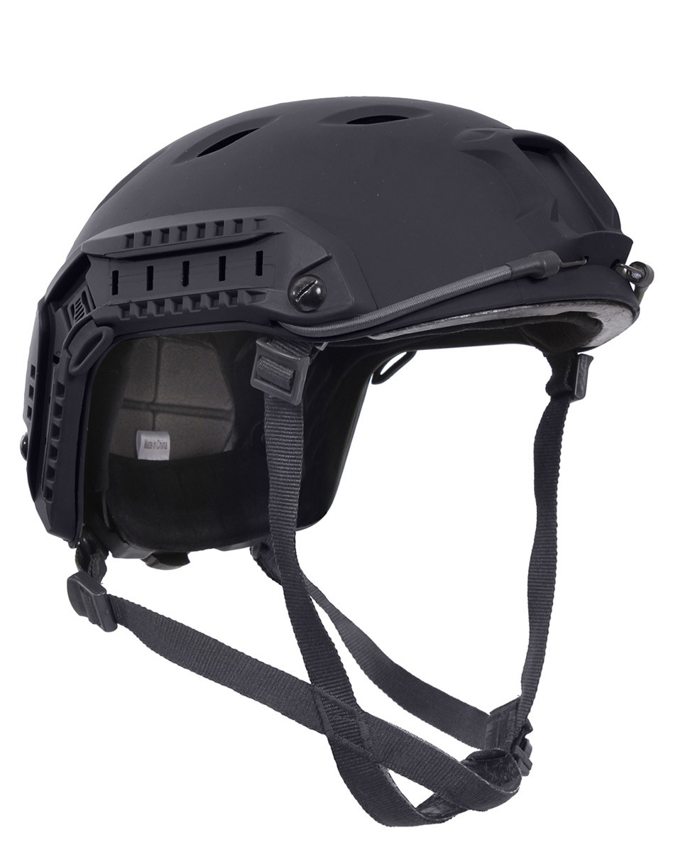 Image of   Rothco Advanced Airsoft Hjelm (Sort, One Size)