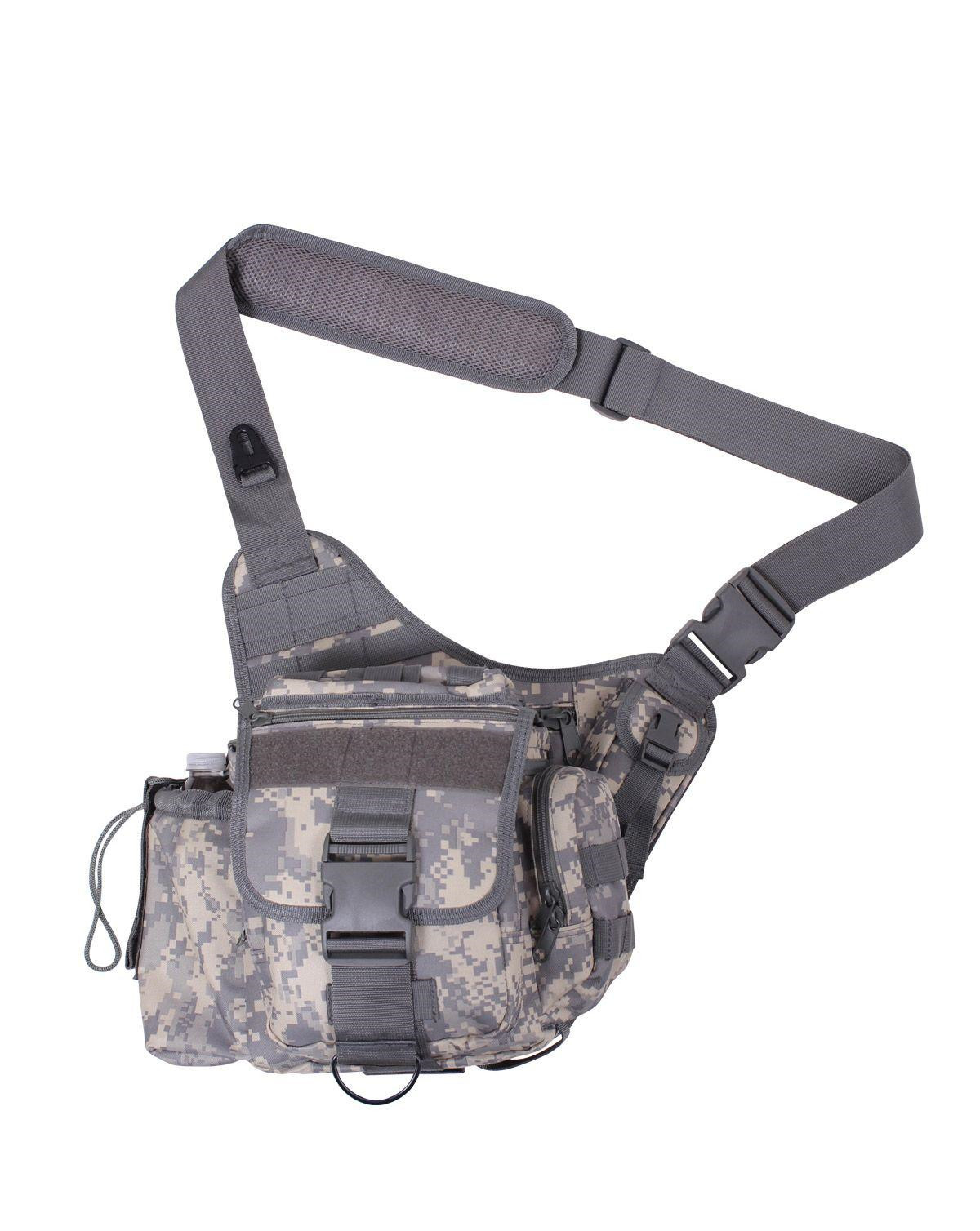 Image of   Rothco Advanced Tactical Bag (ACU Camo, One Size)