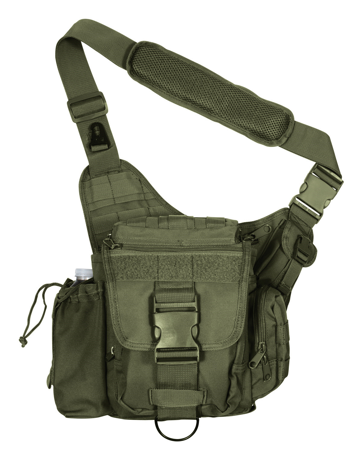 Image of   Rothco Advanced Tactical Bag (Oliven, One Size)