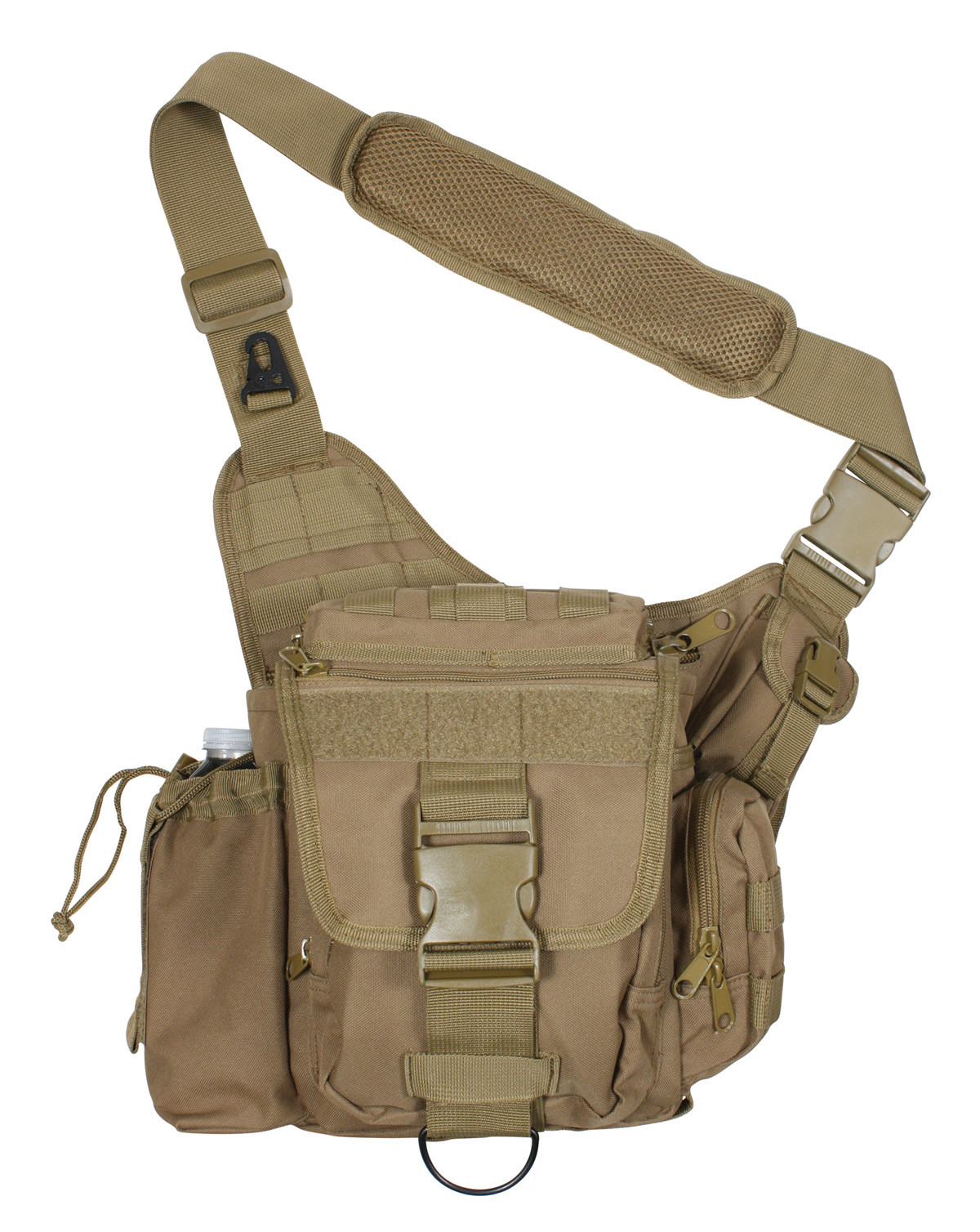 Image of   Rothco Advanced Tactical Bag (Coyote Brun, One Size)
