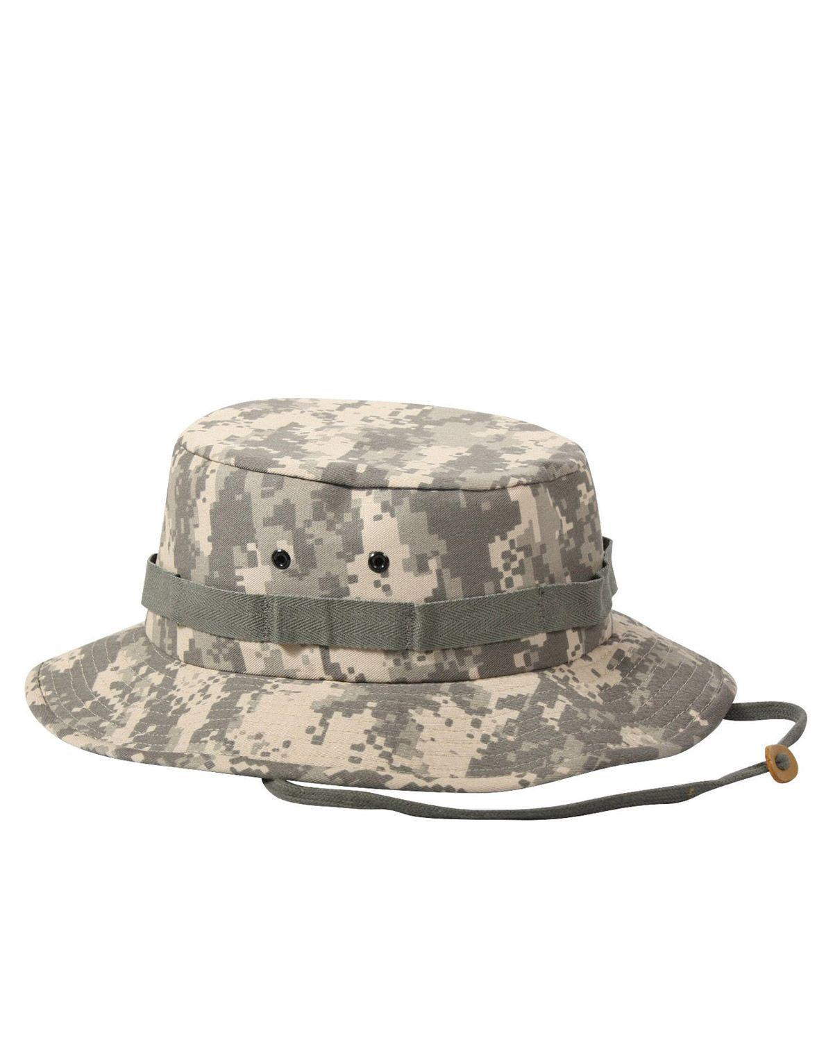 Image of   Rothco Army Boonie (ACU Camo, L / 59cm)