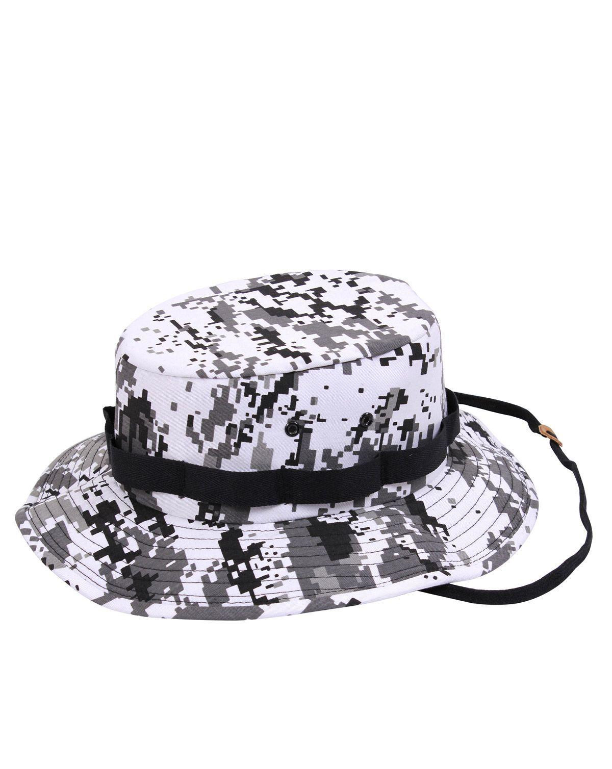 Image of   Rothco Army Boonie (Urban Digital Camo, L)