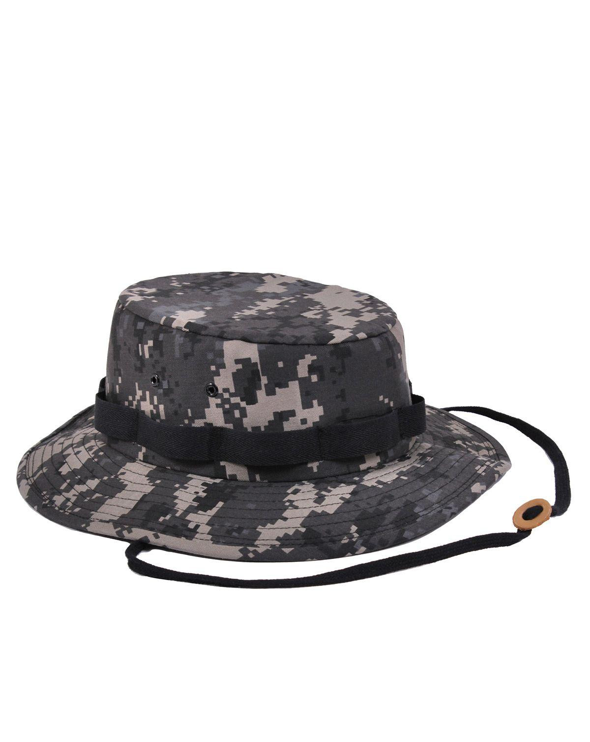 Image of   Rothco Army Boonie (Dæmpet Urban Digital Camo, M)