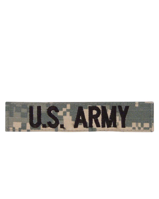 Image of   Rothco Army Stofmærke (ACU Camo, One Size)
