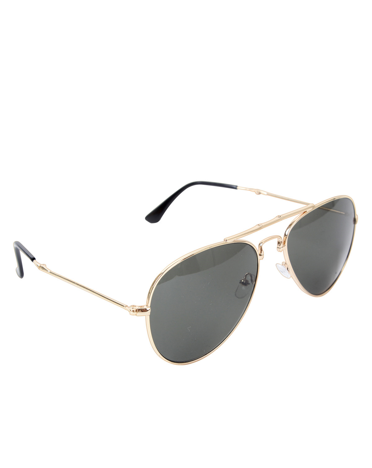 Image of   Rothco Aviator Solbrille (Guld, One Size)