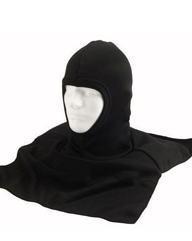 Image of   Rothco Balaclava - 1 Hul (Sort, One Size)
