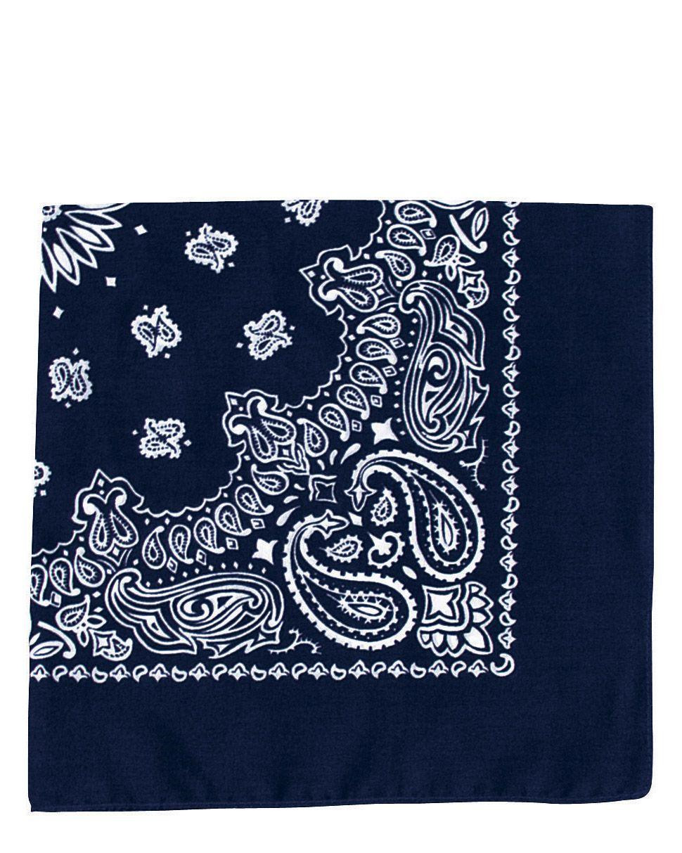 Image of   Rothco Bandana 4 (Navy, One Size)