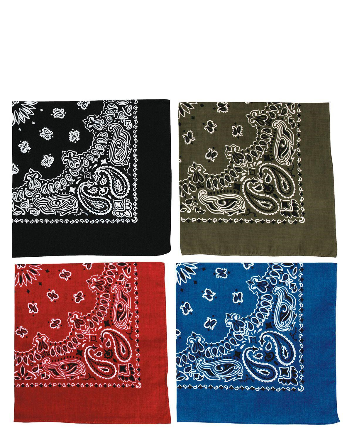 Image of   Rothco Bandana 4 (Sort, One Size)