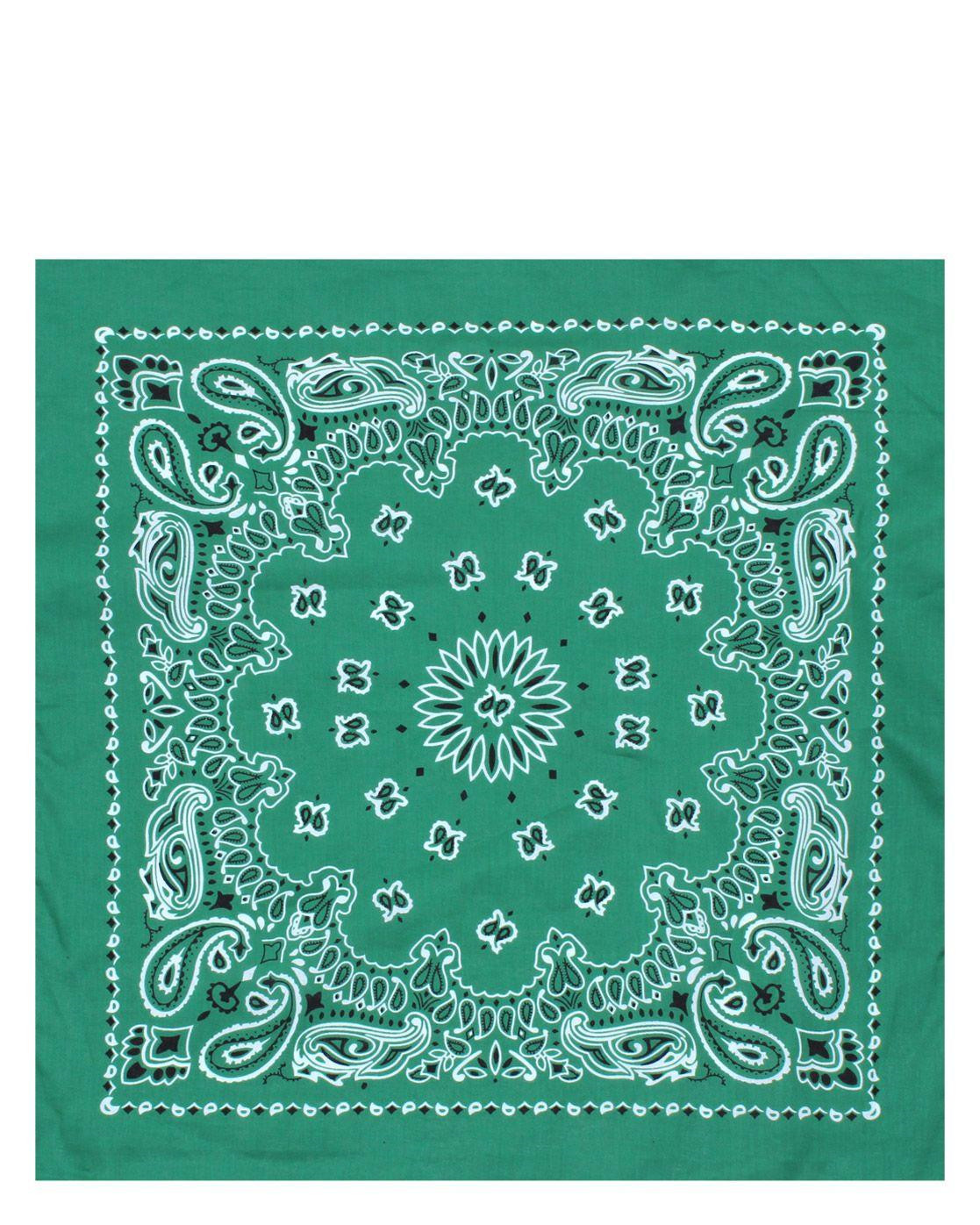 Image of   Rothco Bandana 4 (Kelly Grøn, One Size)