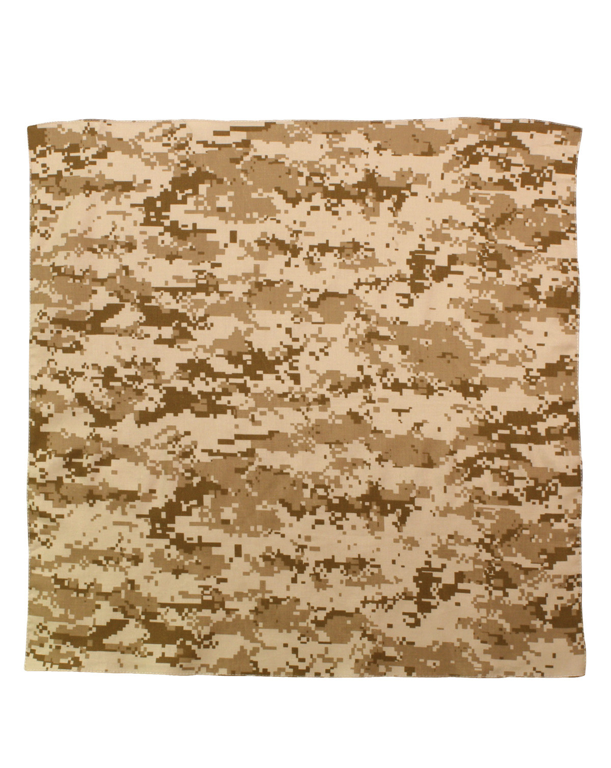 Image of   Rothco Bandana 5 (Desert Digital Camo, One Size)