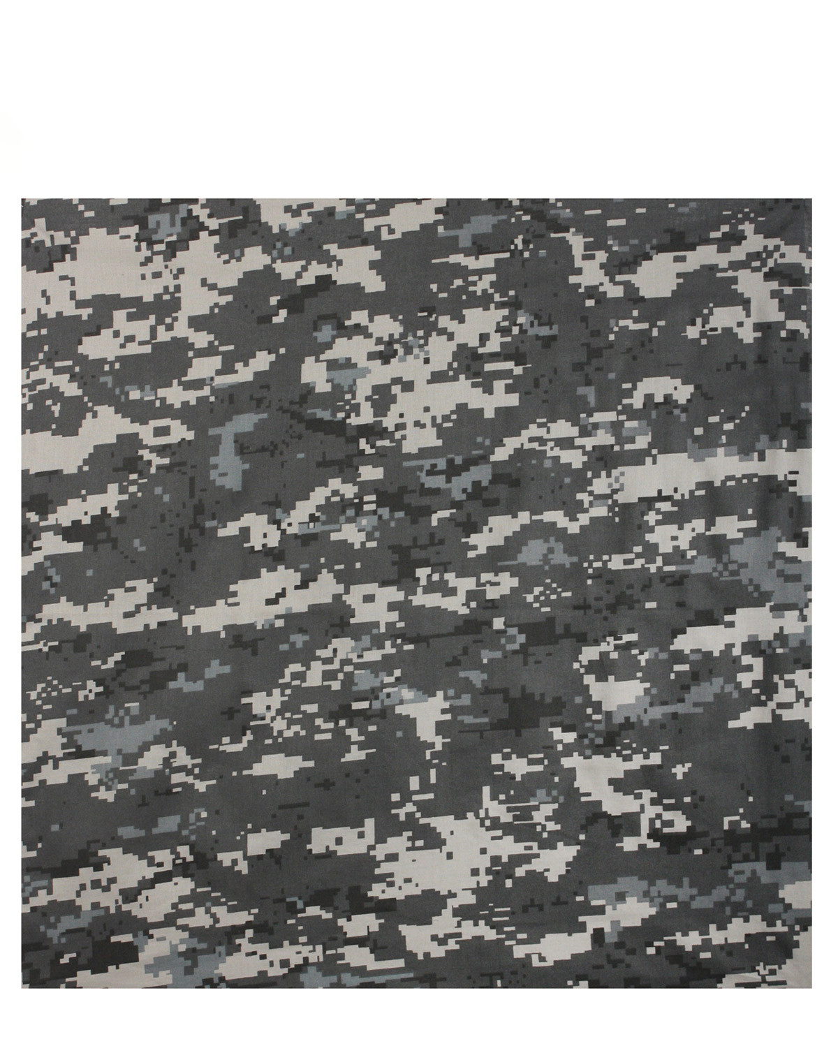 Image of   Rothco Bandana 5 (Dæmpet Urban Digital Camo, One Size)