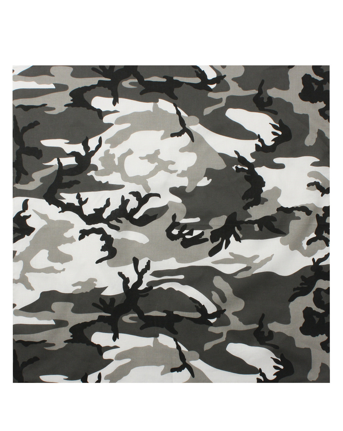Image of   Rothco Bandana 5 (Urban Camo, One Size)