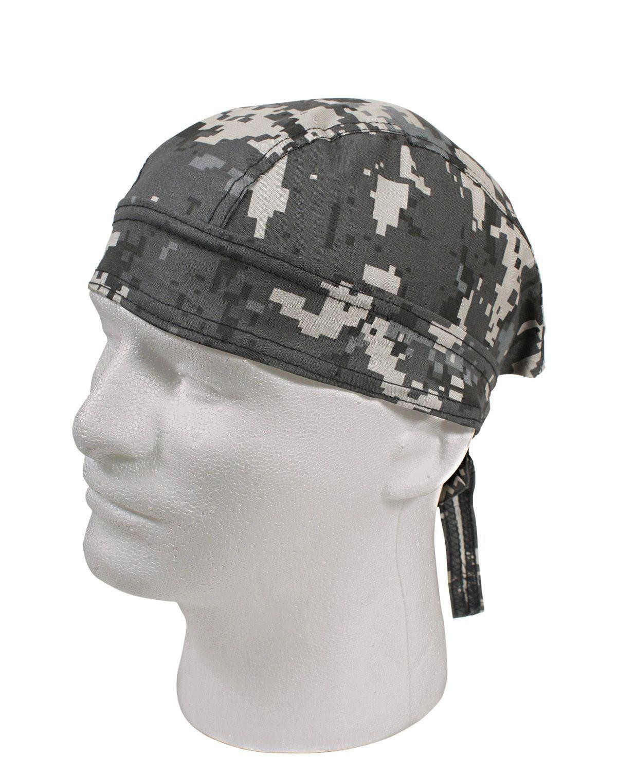Image of   Rothco Bandana (Dæmpet Urban Digital Camo, One Size)