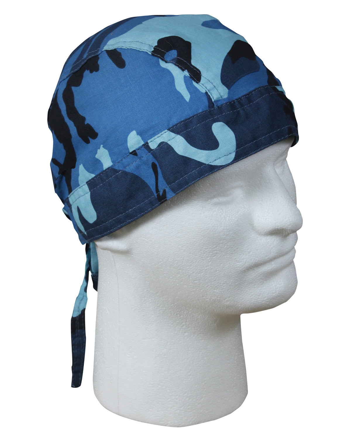 Image of   Rothco Bandana (Sky Blue Camo, One Size)