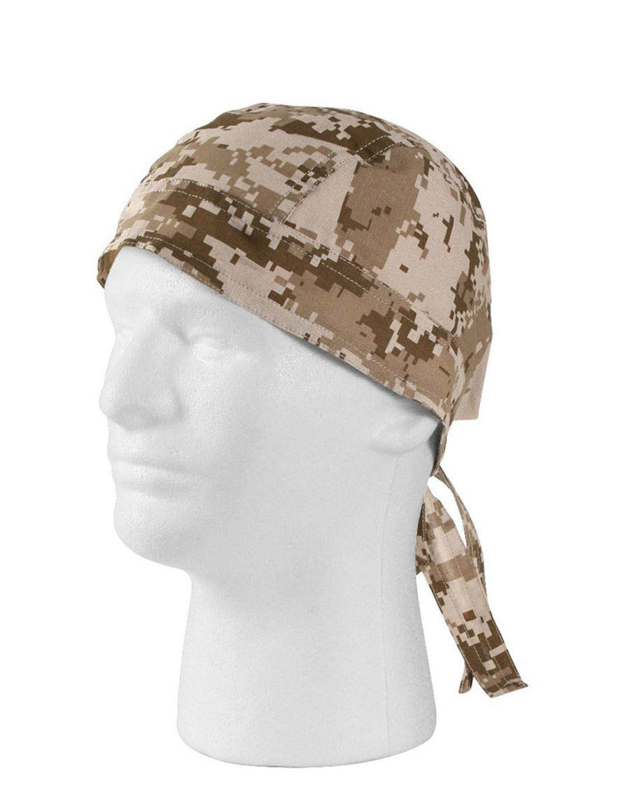 Image of   Rothco Bandana (Desert Digital Camo, One Size)