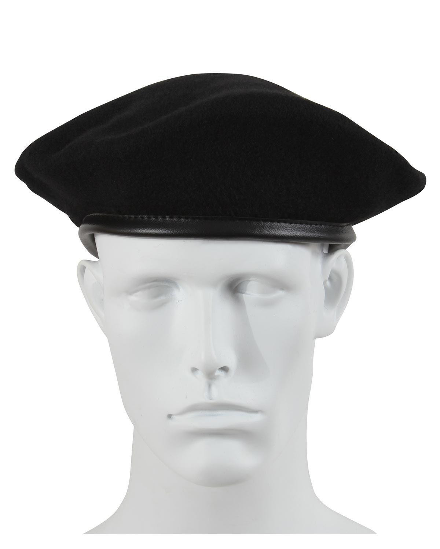 Image of   Rothco Baret - G.I. Style (Sort, US 7.0 / EU 56 cm)