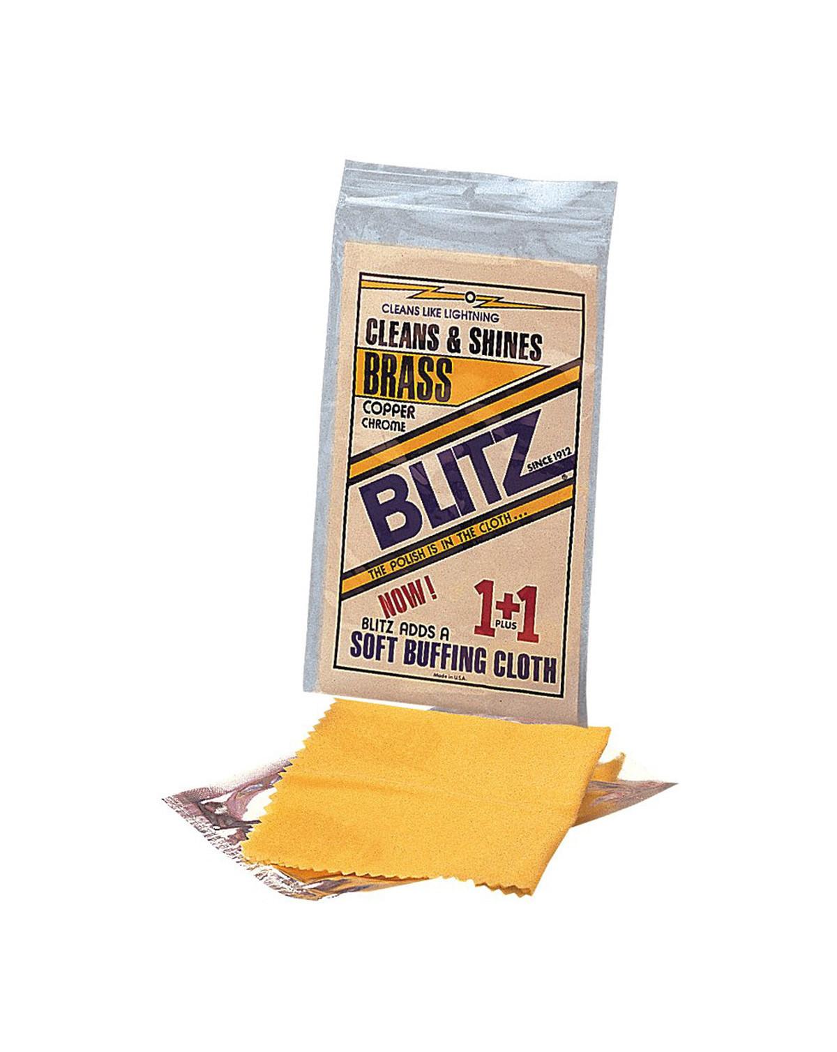 Image of   Rothco Blitz Pudseklude (Gul, One Size)