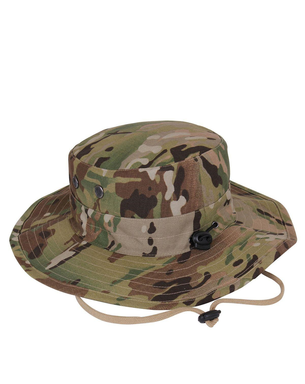 Image of   Rothco Boonie Hat, Justerbar (Multicam, One Size)