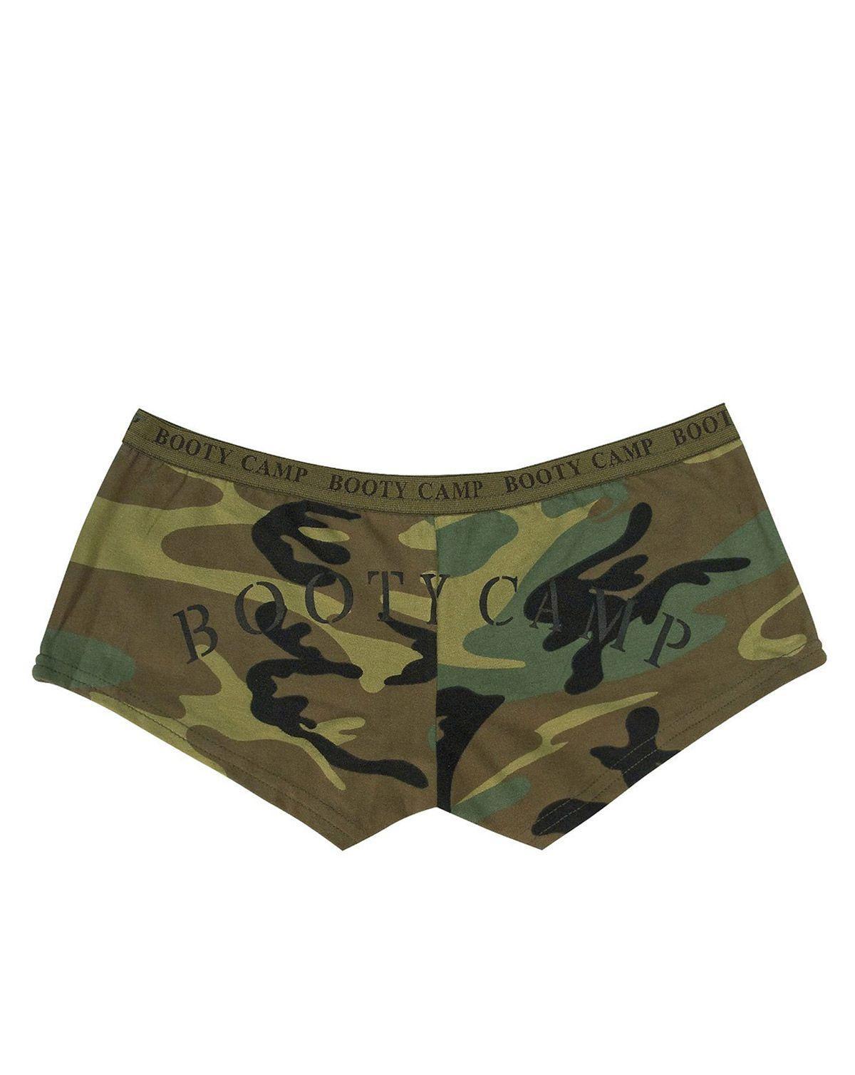 Image of   Rothco Booty Shorts 1 (Woodland, 2XL)