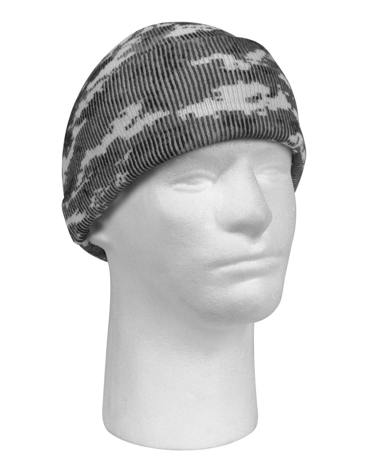 Image of   Rothco Camo Watch Cap (Urban Digital Camo, One Size)