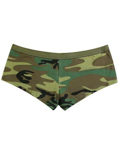 Image of   Rothco Camouflage Trusser (Woodland, 2XL)