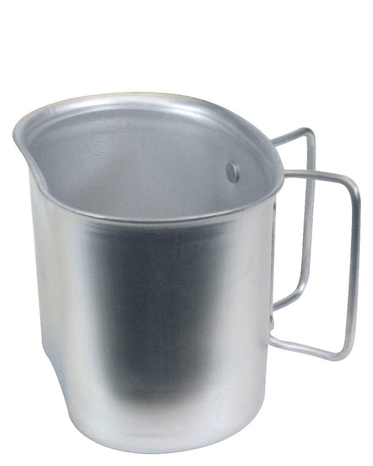 Image of   Rothco Canteen Kop - Aluminum (Aluminium, One Size)
