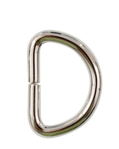 Image of   Rothco D ring - 2 cm bredde (Blank Metal, One Size)