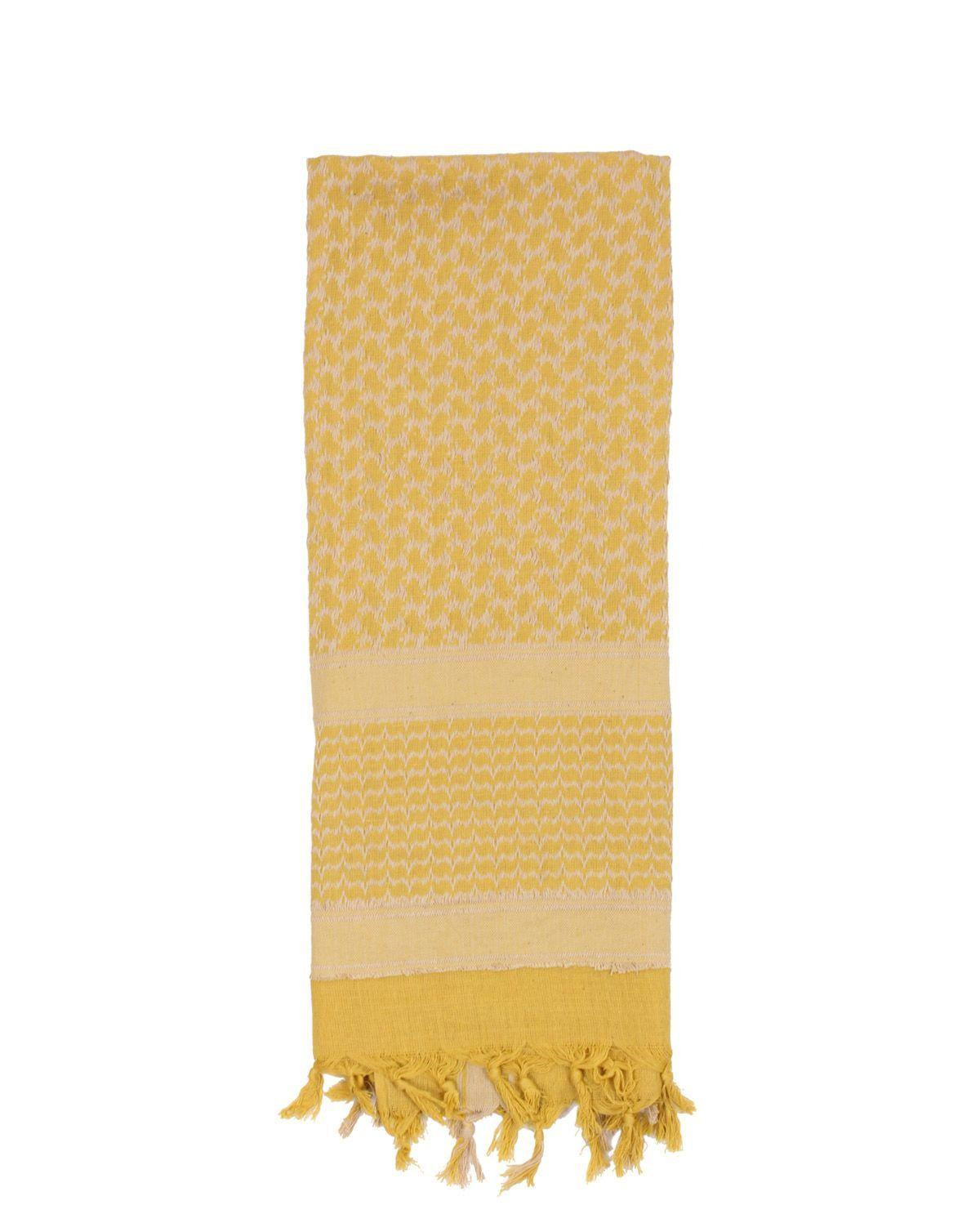 Image of   Rothco Deluxe Partisan Tørklæde (Desert Sand, One Size)