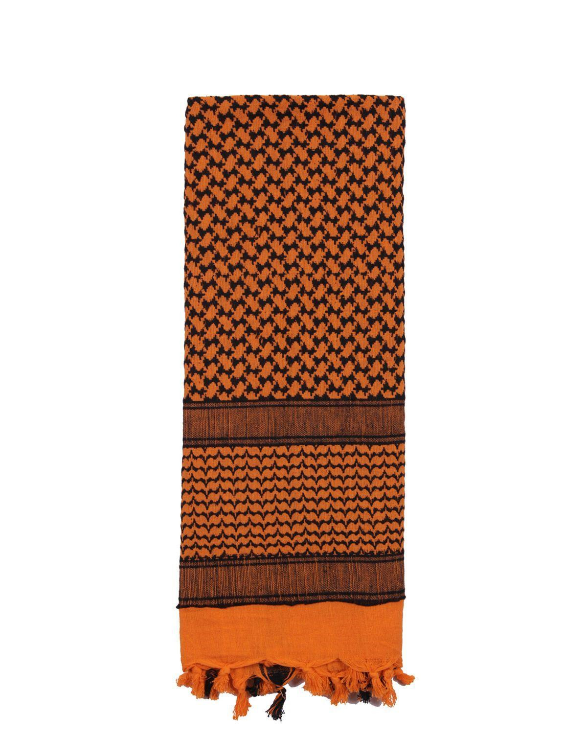 Image of   Rothco Deluxe Partisan Tørklæde (Orange, One Size)