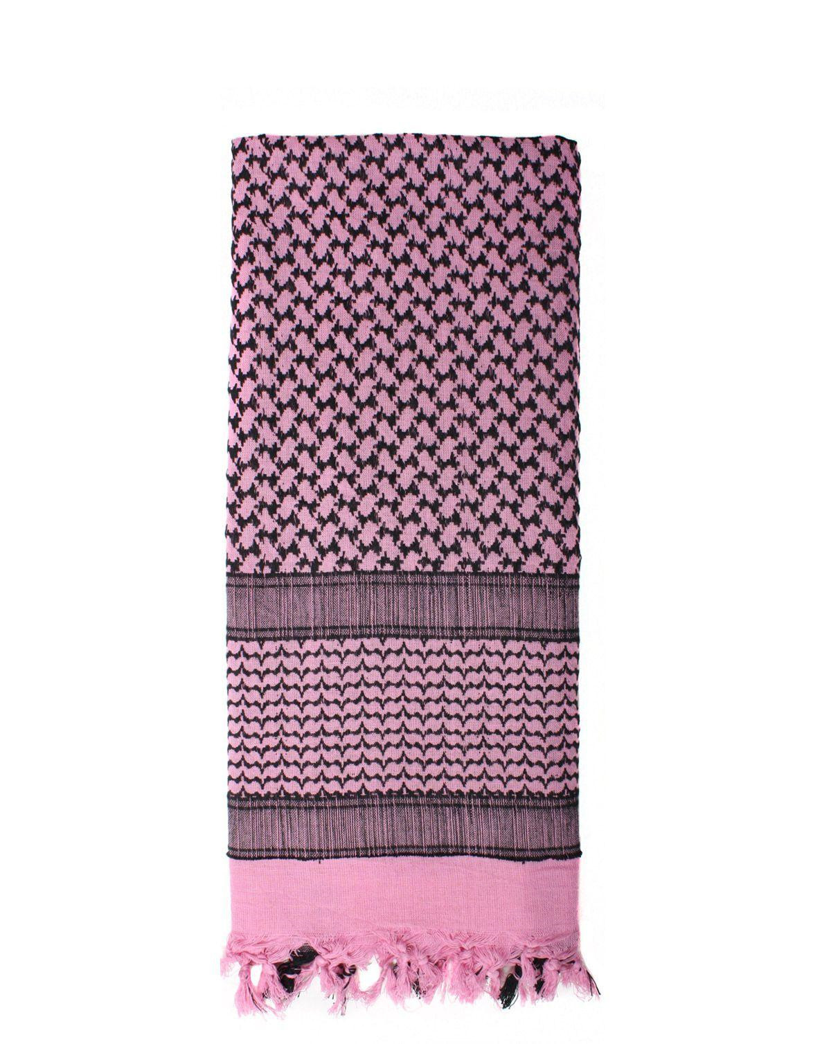Image of   Rothco Deluxe Partisan Tørklæde (Pink, One Size)