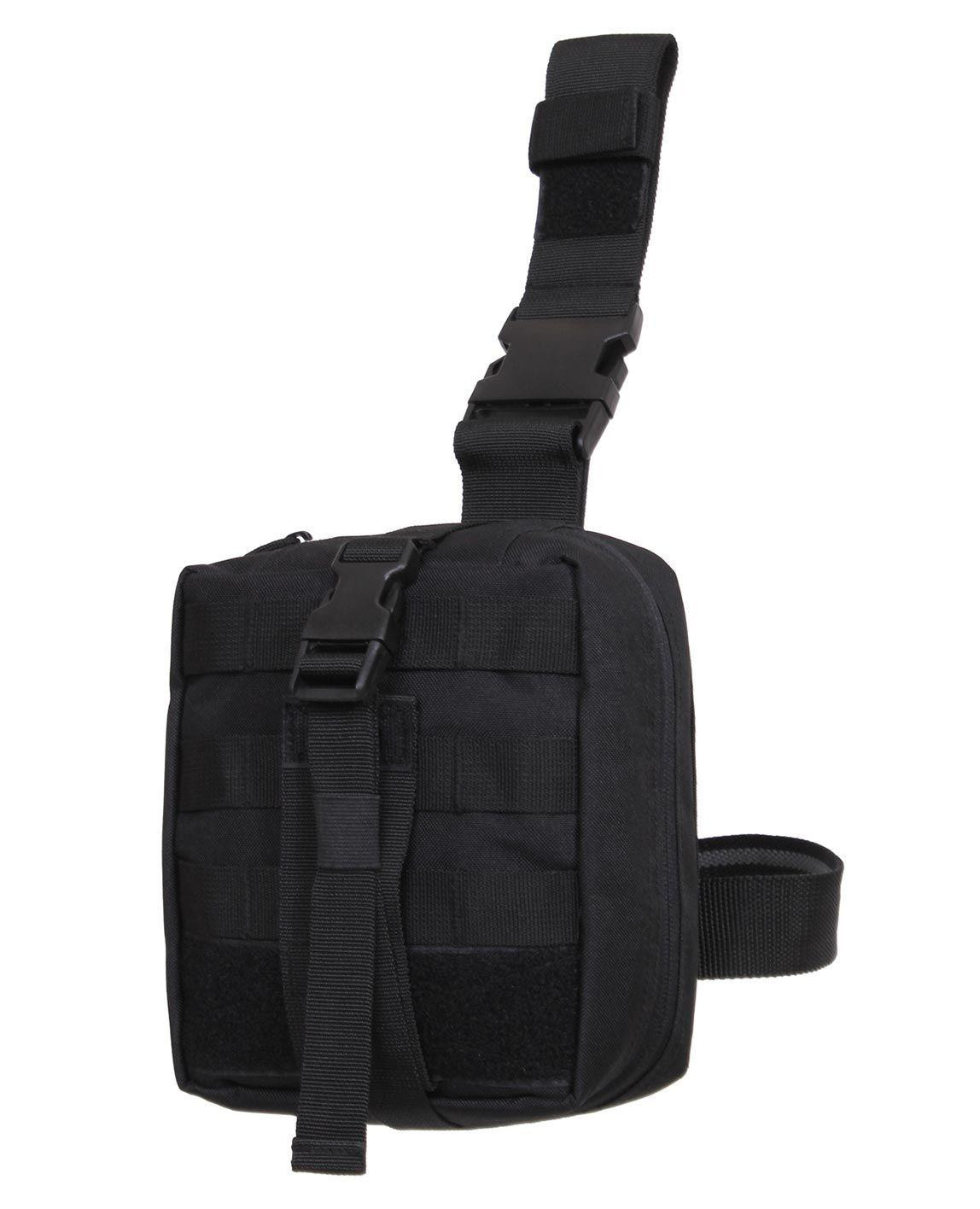 Image of   Rothco Drop Leg Medical Pouch (Sort, One Size)
