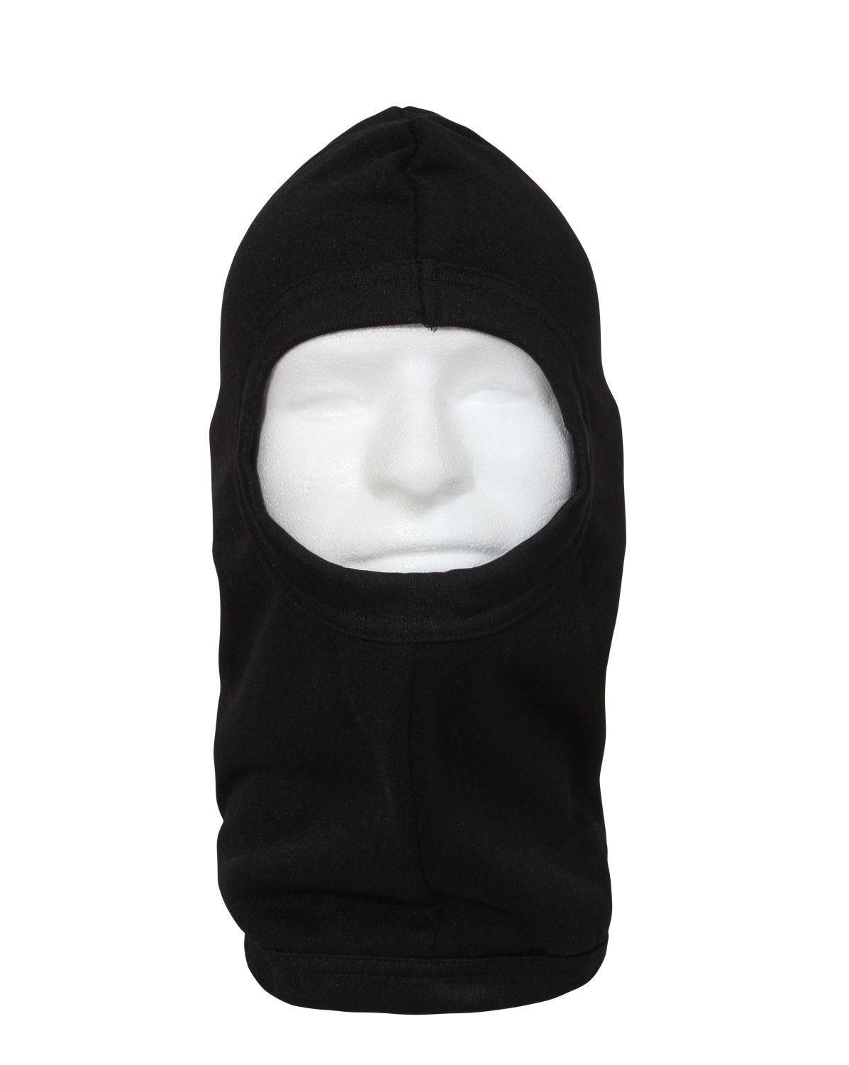 Image of   Rothco Ét hul-balaclava (Sort, One Size)